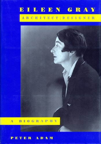 9780500014325: Eileen Gray: Architect/designer