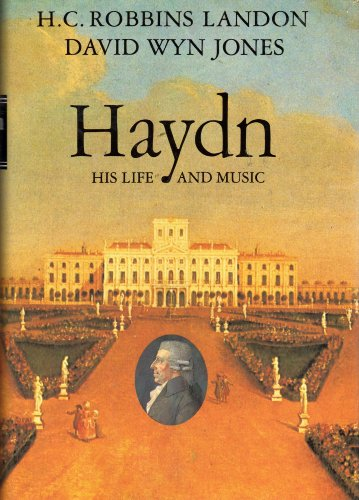 9780500014387: Haydn: His Life and Work
