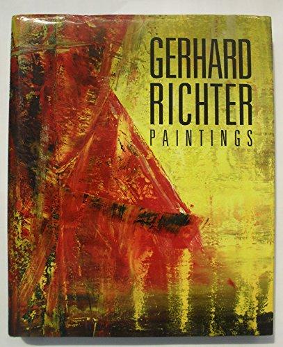 9780500014424: Gerhard Richter: Paintings
