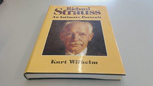 9780500014592: Richard Strauss: An Intimate Portrait