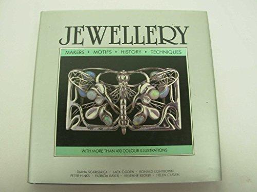 9780500014653: Jewellery