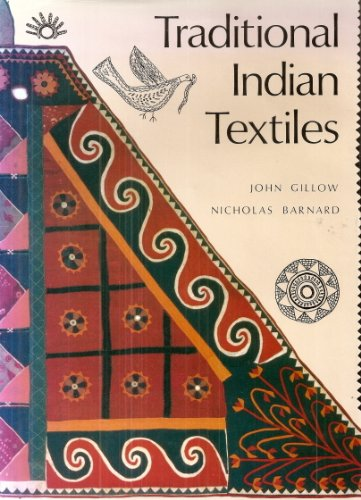 9780500014912: Traditional Indian Textiles