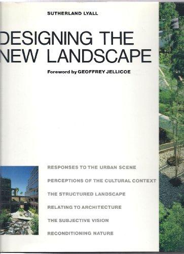 9780500015025: Designing the New Landscape
