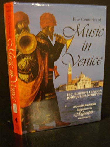 9780500015032: Five Centuries of Music in Venice
