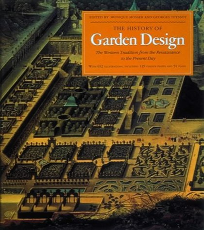 9780500015117: The History of Garden Design: The Western Tradition from the Renaissance to the Present Day