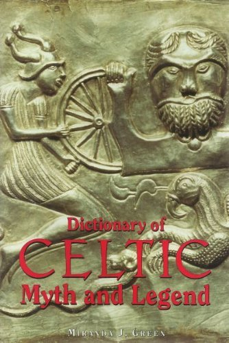9780500015162: Dictionary of Celtic Myth and Legend