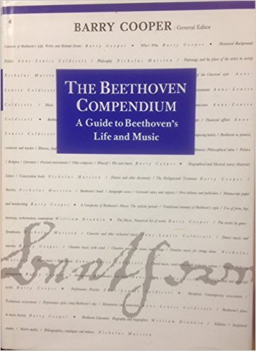 9780500015230: The Beethoven Compendium: A Guide to Beethoven's Life and Music