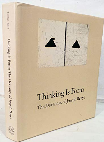 9780500015476: Thinking Is Form: The Drawings of Joseph Beuys