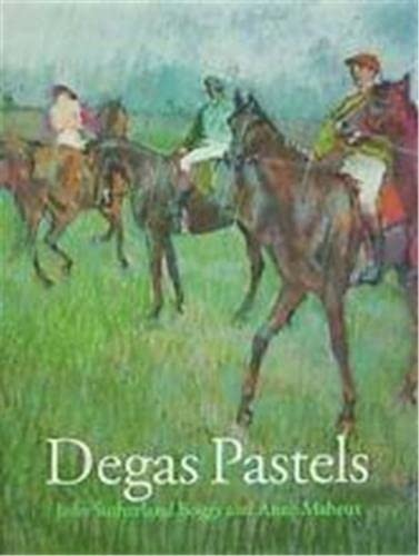 9780500015537: DEGAS, PASTELS (last copies)