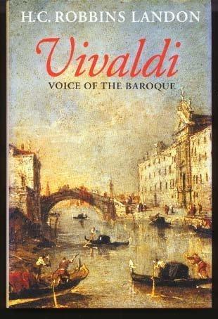 9780500015766: Vivaldi: Voice of the Baroque