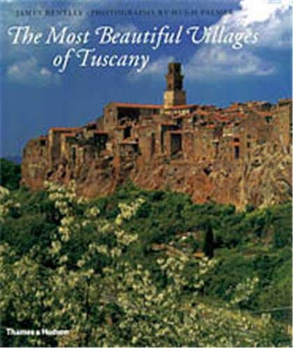 9780500016640: The Most Beautiful Villages of Tuscany