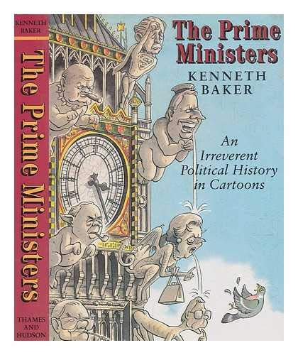 Prime Ministers (0500016798) by Kenneth Baker
