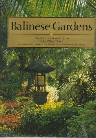 9780500016800: Balinese Gardens