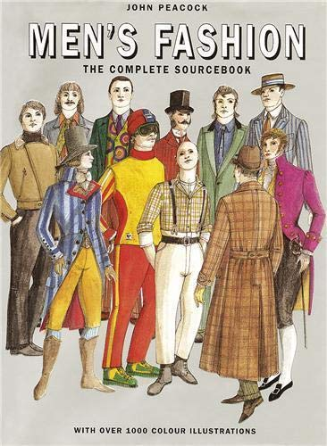 Men's Fashion: The Complete Sourcebook: Peacock, John