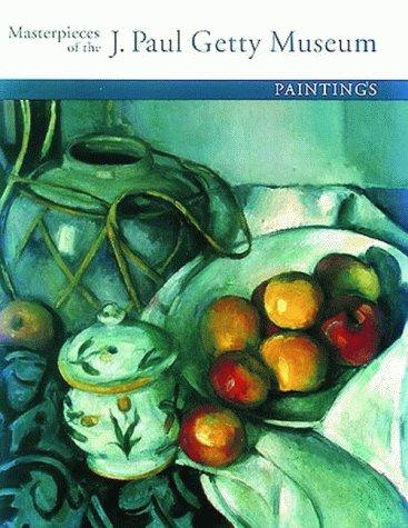 Masterpieces of the J.Paul Getty Museum: Paintings: Fredericksen, Burton B.; Jaffe, David