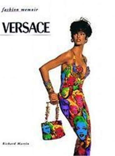 9780500017852: Fashion memoir Versace: Fashion Memoir Series
