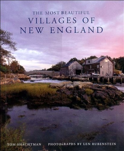 9780500018002: The Most Beautiful Villages of New England (Most Beautiful Villages)