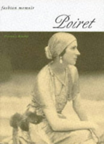 9780500018149: Fashion memoir Poiret
