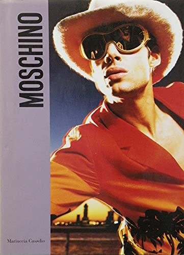 9780500018286: Moschino (Made in Italy) (English and Spanish Edition)