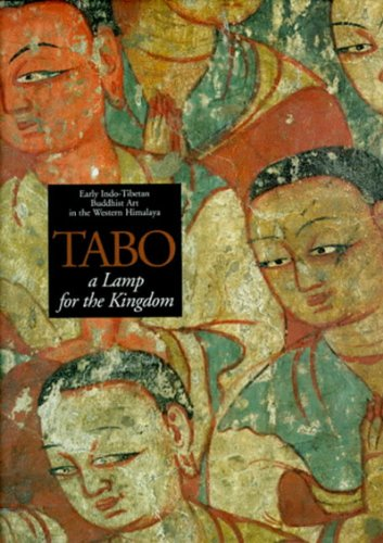 9780500018378: Tabo: A Lamp for the Kingdom : Early Indo-Tibetan Buddhist Art in the Western Himalaya