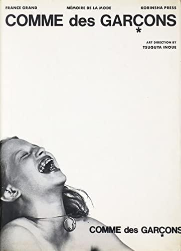 9780500018453: Comme des Garçons (Fashion Memoir)
