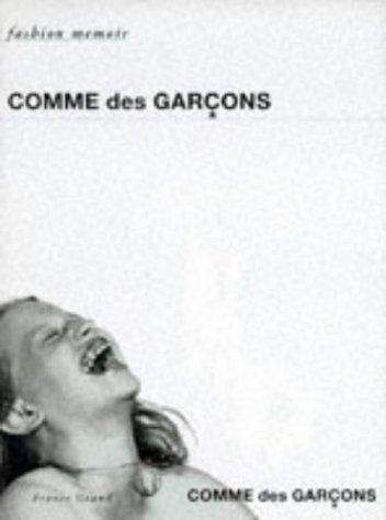 9780500018453: Comme des Garcons (Fashion Memoir)