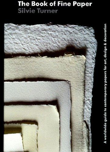 9780500018712: The Book of Fine Paper