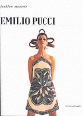 9780500018965: Pucci (Fashion Memoir) /Anglais
