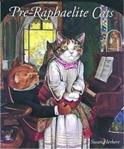 9780500019122: Pre-Raphaelite Cats