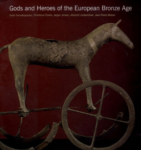 9780500019153: Gods and Heroes of the European Bronze Age