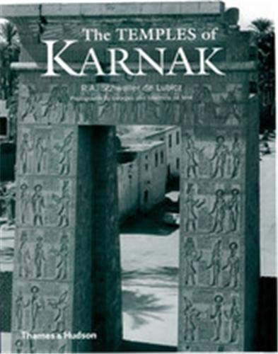 9780500019238: The Temples of Karnak : A Contribution to the Study of Pharaonic Thought (Architecture)