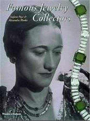 9780500019603: Famous Jewelry Collectors