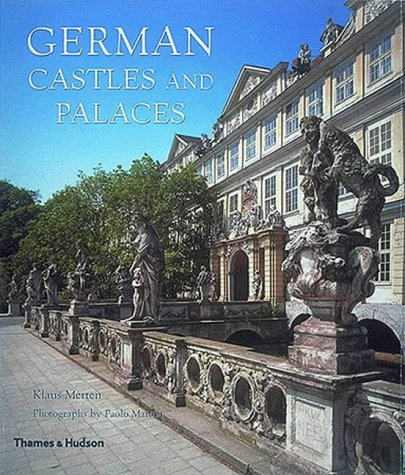 9780500019719: German Castles and Palaces