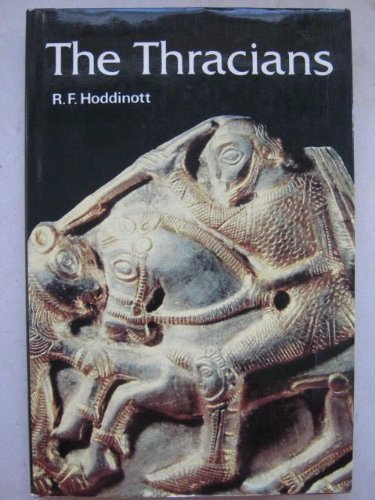 9780500020999: Thracians (Ancient Peoples & Places)
