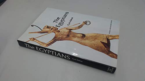 9780500021040: Egyptians (Ancient Peoples & Places)