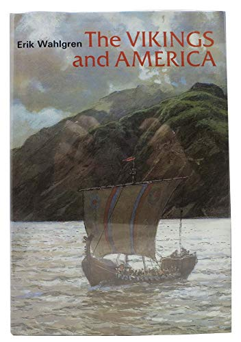 9780500021095: The Vikings and America (Ancient Peoples & Places)