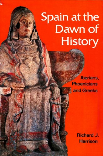 9780500021118: Spain at the Dawn of History: Iberians, Phoenicians and Greeks (Ancient Peoples and Places)