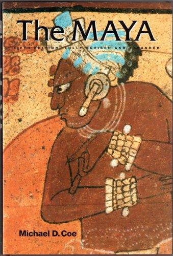 9780500021156: The Maya