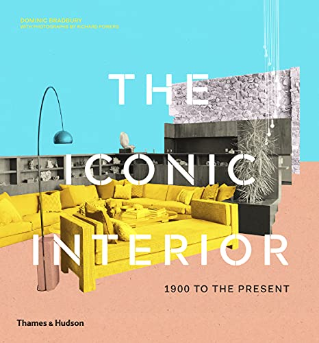 Book Cover: The Iconic Interior: 1900 to the Present