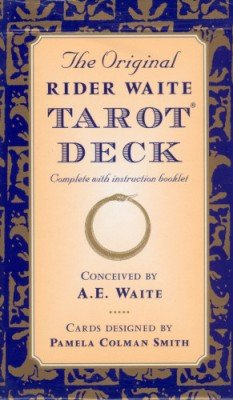 9780500034958: The Original Rider Waite Tarot Deck (English)(Paperback)