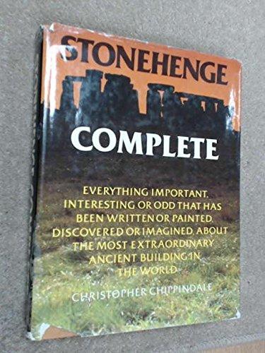 9780500050439: Stonehenge Complete