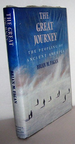THE GREAT JOURNEY. THE PEOPLING OF ANCIENT AMERICA