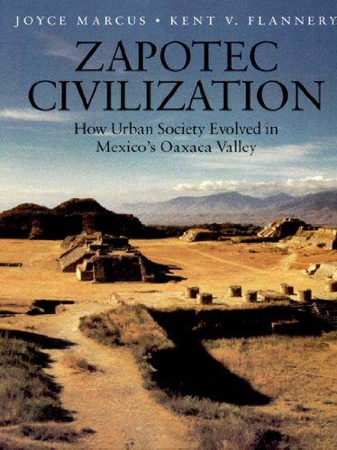 9780500050781: Zapotec Civilization: How Urban Society Evolved (New Aspects of Antiquity)