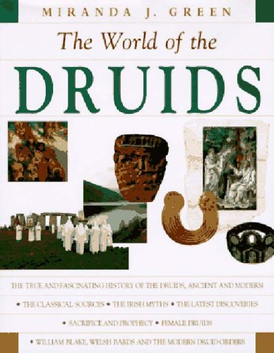 9780500050835: The World of the Druids