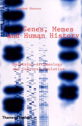 9780500051184: Genes, Memes and Human History: Darwinian Archaeology and Cultural Evolution