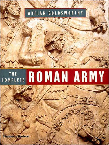 9780500051245: The Complete Roman Army: Radical Innovation in Contemporary Type Design