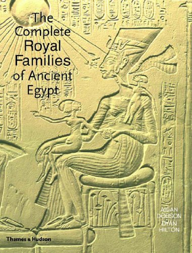 9780500051283: The Complete Royal Families of Ancient Egypt: A Genealogical Sourcebook of the Pharaohs