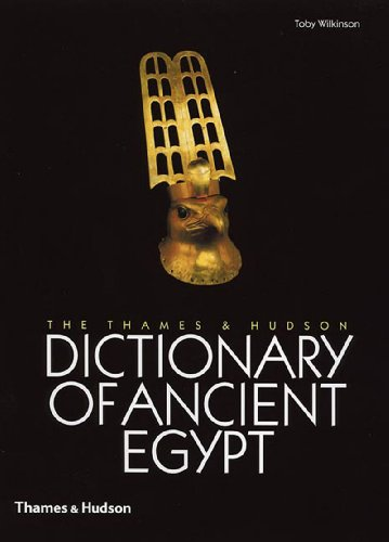 9780500051375: The Thames & Hudson Dictionary of Ancient Egypt