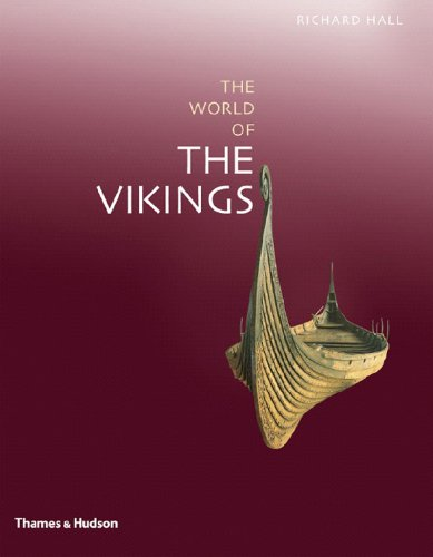 9780500051443: The World of the Vikings