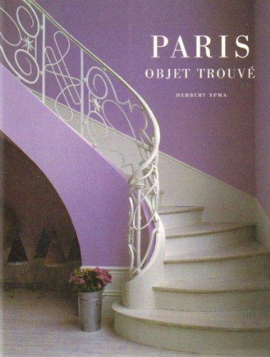 9780500070161: Paris Objet Trouve (World Design)